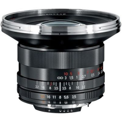 Obiettivo Carl Zeiss ZF f3.5 18mm x Nikon Lens
