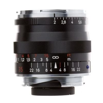Obiettivo Carl Zeiss ZM 2/35mm Nero x Leica M