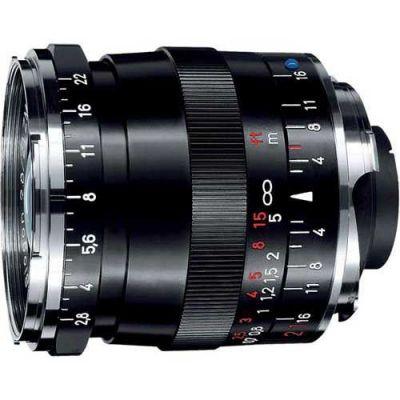 Obiettivo Carl Zeiss 21mm F/2.8 BIOGON T* ZM x Leica M Nero