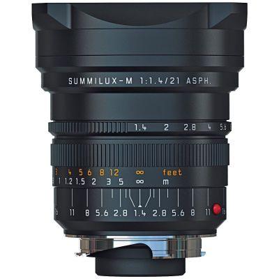 Obiettivo LEICA SUMMILUX-M 21mm f/1.4 ASPH Lens