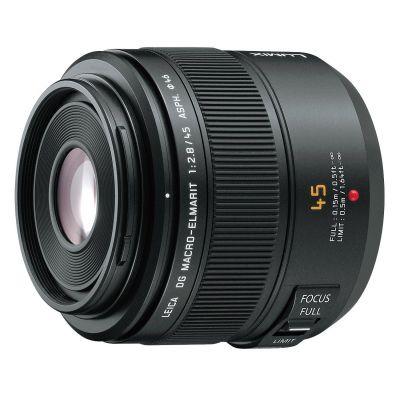 Obiettivo Panasonic Leica DG 45mm f/2.8 ASPH MEGA OIS Lens