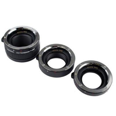 Kenko Teleplus DG AF Automatic Extension x Canon Tube Set 36+20+12 moltiplicatore focale