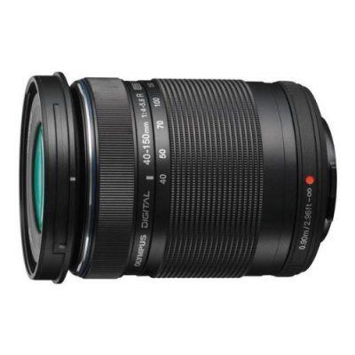 Obiettivo Olympus M.ZUIKO DIGITAL ED 40-150mm f/4-5.6R Nero Lens 40-150