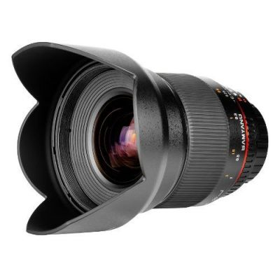 Obiettivo Samyang 16mm T2.2 ED AS UMC CS VDSLR x Sony E-Mount Lens