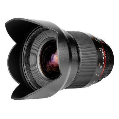 Obiettivo Samyang 16mm T2.2 ED AS UMC CS VDSLR x Sony E-Mount Lens