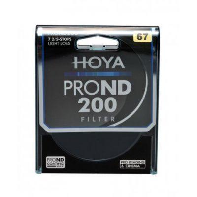 HOYA Filtro PRO ND X200 ND200 Neutral Density 67mm