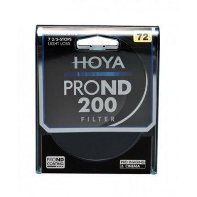 HOYA Filtro PRO ND X200 ND200 Neutral Density 72mm