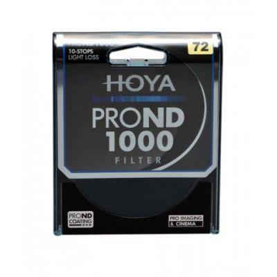 HOYA Filtro PRO ND X1000 ND1000 Neutral Density 72mm