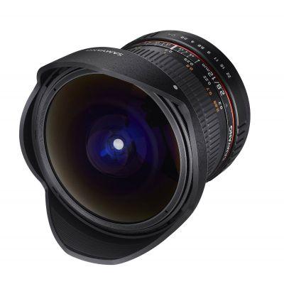 Obiettivo Samyang 12mm f/2.8 ED AS NCS Fish-eye x Canon Lens