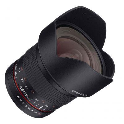 Obiettivo Samyang 10mm F/2,8 ED AS NCS CS x Canon EOS M Lens