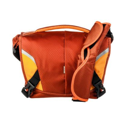 Genesis Boston Borsa Custodia Tracolla Bag Arancione