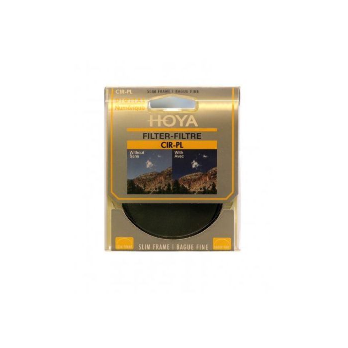 HOYA Filtro PL-CIR 49mm HOY PLC49