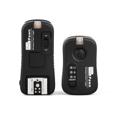 Pixel Pawn TF-362 Wireless Flashgun Trigger Flash per Nikon