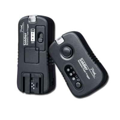 Pixel Soldier TF-373 Wireless Flashgun Trigger Flash per Sony