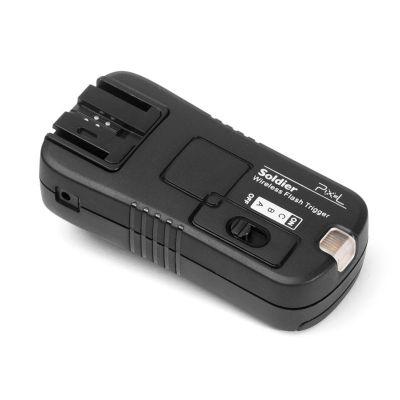 Pixel Soldier TF-374 Wireless Flashgun Trigger Flash SOLO RICEVITORE per Olympus e Panasonic