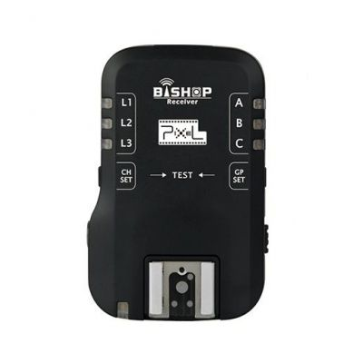 Pixel Bishop PF-510 Wireless Flash Trigger SOLO RICEVITORE per Canon
