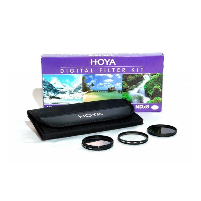 HOYA Digital Filter Kit Filtri DFK-KIT 49mm HOY DFK49