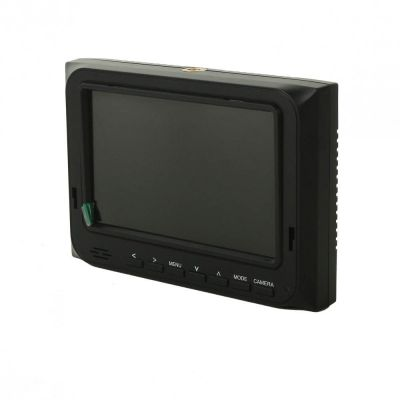 "Genesis HD LCD Monitor VM-6 5"" 800x480 x Canon 5D Mark II"