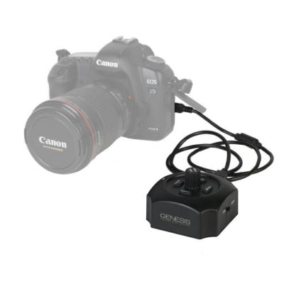 Genesis USB follow focus x fotocamere Canon