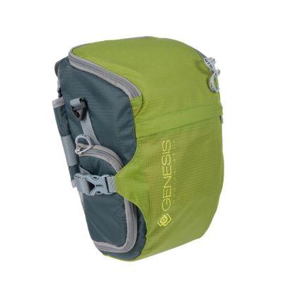Genesis Rover toploader Borsa Custodia Fondina Bag Verde Lime
