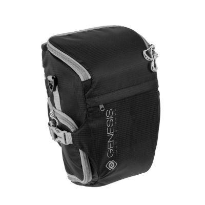 Genesis Rover toploader Borsa Custodia Fondina Bag Nero