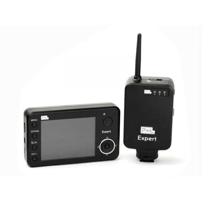 Pixel Expert Wireless Live-View Telecomando Scatto Remoto Remote Control per Nikon