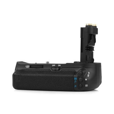 Pixel Vertax E9 Battery Grip Pack per Canon 60D Impugnatura