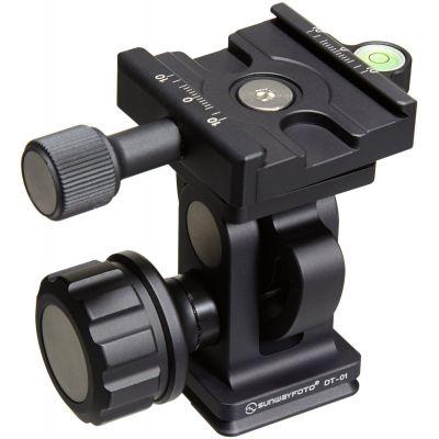 Sunwayfoto DT-01D50 Testa per monopiede con Clamp