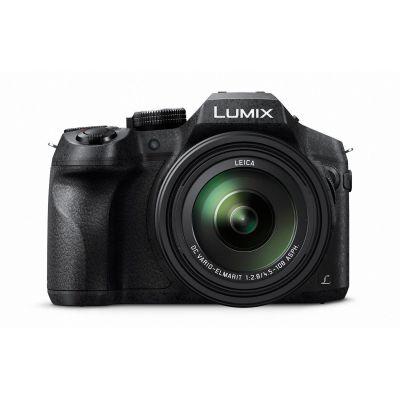 Fotocamera Panasonic Lumix DMC-FZ300 (MENU ENG) Nero