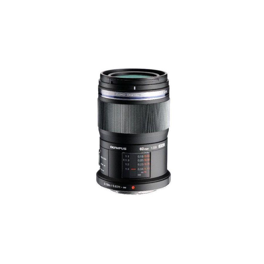 Obiettivo Olympus Mzuiko Digital Ed 60mm F 28 Macro Lens 12 50mm F35 63 Ez