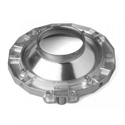 Quantuum Fomex SPEL speedring anello adattatore x Serie Elinchrom