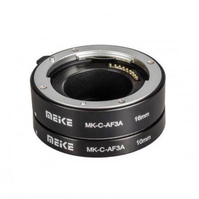 Meike tubo di prolunga estensione Canon EOS M set 10mm 16mm