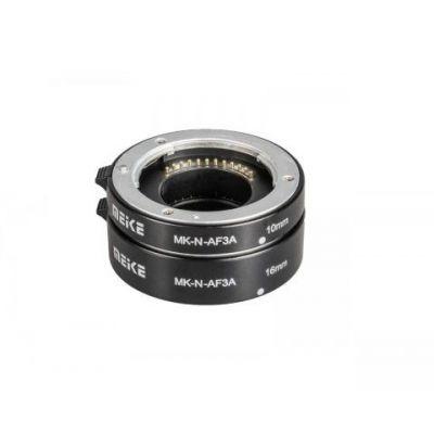 Meike tubo di prolunga per Nikon 1 set 10mm 16mm Nikon1