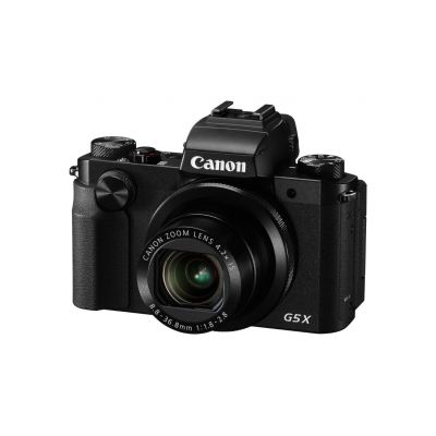 Fotocamera Canon PowerShot G5X G5 X G-5X Nero