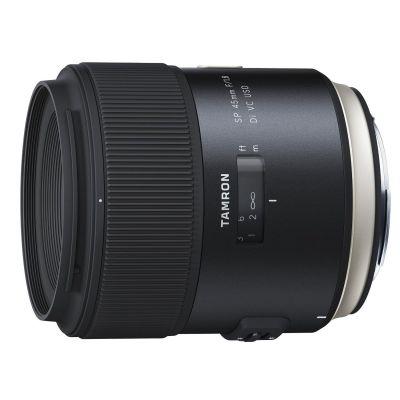 Obiettivo Tamron SP 45mm F1.8 Di VC USD (F013) x Canon Lens