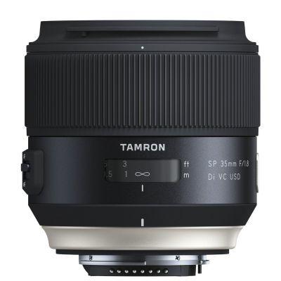 Obiettivo Tamron SP 35mm F1.8 Di VC USD (F012) x Nikon Lens
