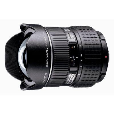 Obiettivo Olympus Zuiko Digital ED 7-14mm f/4.0 Lens 7-14
