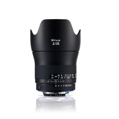 Obiettivo Carl Zeiss Milvus ZE 2/35mm x Canon Lens