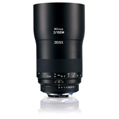 Obiettivo Carl Zeiss Milvus ZF.2 2/100mm x Nikon Lens