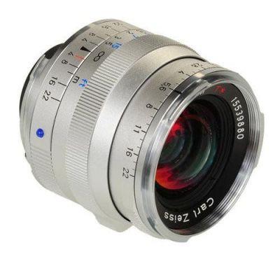 Obiettivo Carl Zeiss ZM 2/35mm Silver x Leica M Lens