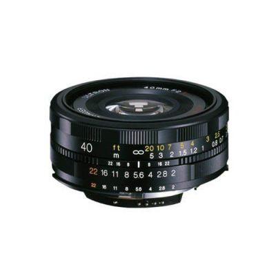 Obiettivo Voigtlander Ultron 40mm F2 SL II Aspherical x Canon Lens