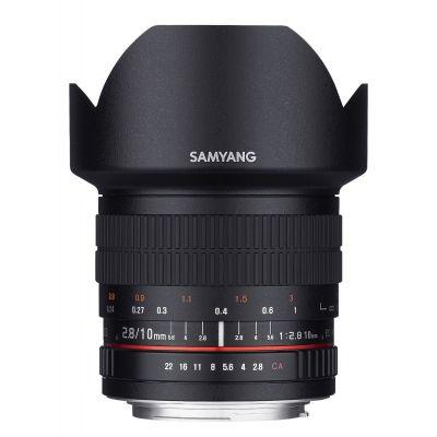 Obiettivo Samyang 10mm f/2.8 ED AS NCS CS x Sony E-mount Lens