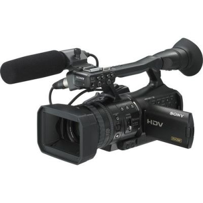 Videocamera Sony HVR-V1P HD Video Camcorder [MENU ENG] HVRV1P