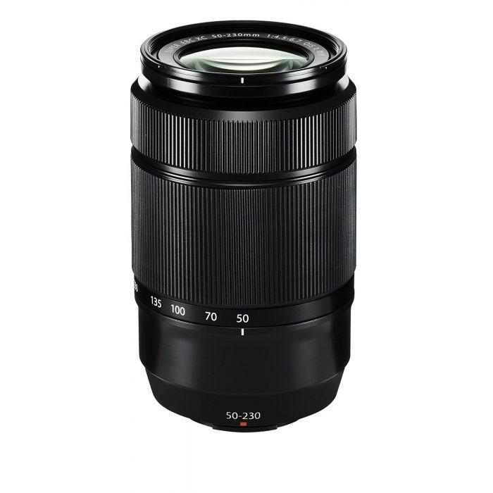 Obiettivo FUJINON XC50-230mm F4.5-6.7 OIS Nero II 50-230mm 2 x Fujifulm Fuji X Lens