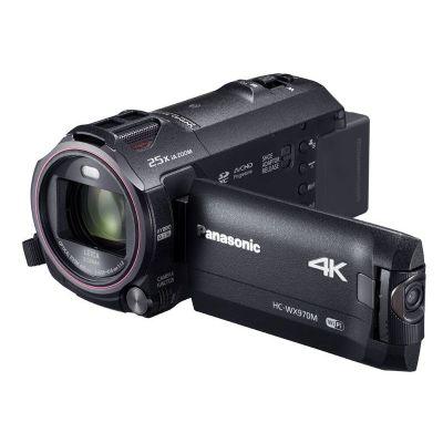 Videocamera Panasonic HC-WX970M 4K HD Camcorder [MENU ENG]