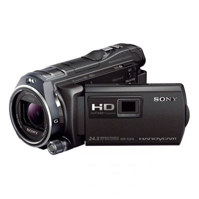 Videocamera Sony HDR-PJ810E Camcorder [MENU ENG]