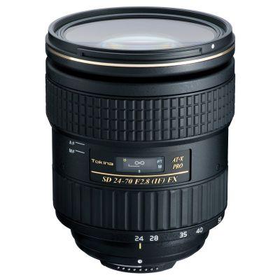 Obiettivo Tokina AT-X 24-70mm F2.8 PRO FX x Nikon Lens 24-70