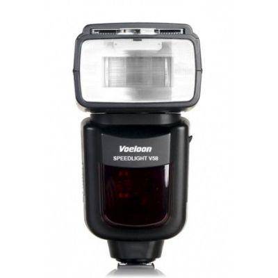 Voeloon Flash V58 TTL HSS Master Slaver x Canon illuminatore