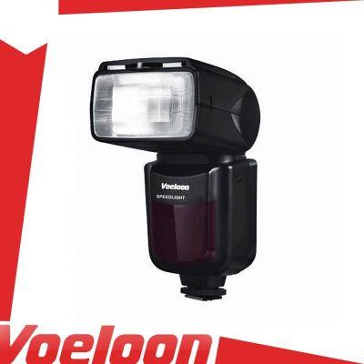 Voeloon Flash V500 E-TTL (GN50) illuminatore x Canon EOS