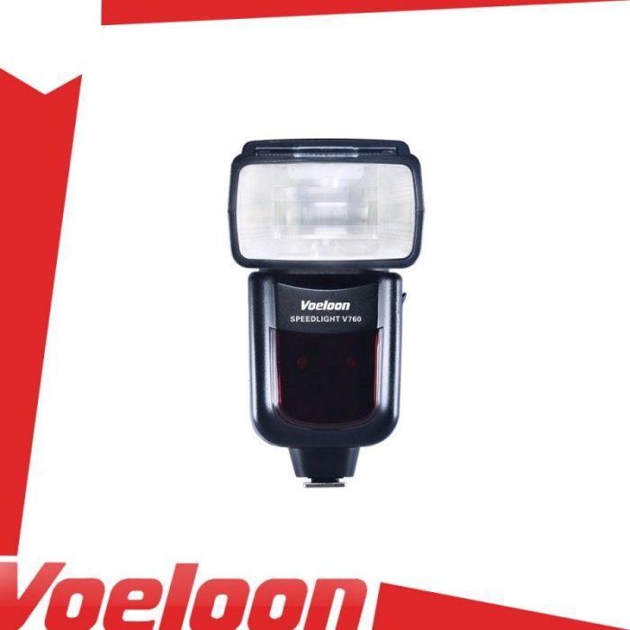 Voeloon Flash V760 i-TTL HSS (GN60) illuminatore x Nikon